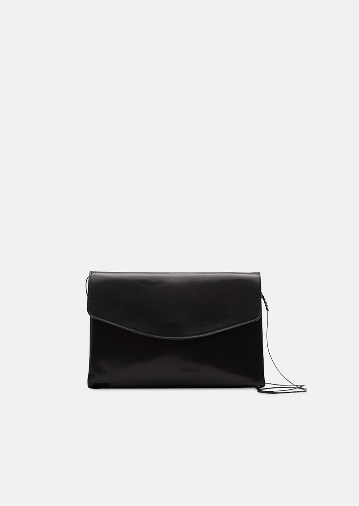 Smooth Leather Wallet Bag