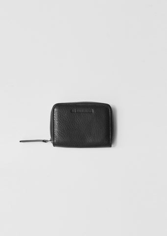 Andras Zippered Mini Wallet