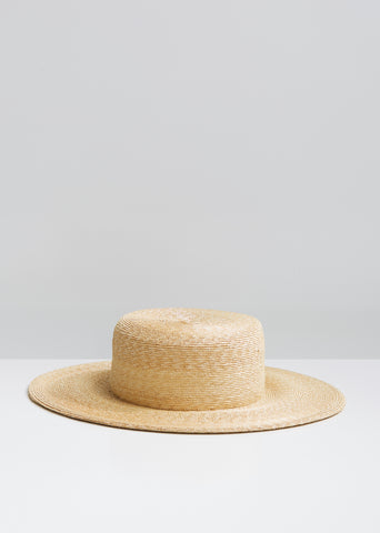 Aeree Wide Brim Hemp Hat