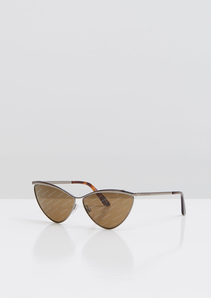 Logomania Metal Sunglasses