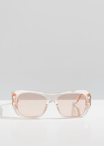 Translucent Acetate Sunglasses