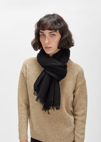 Soft Stola Wool Scarf