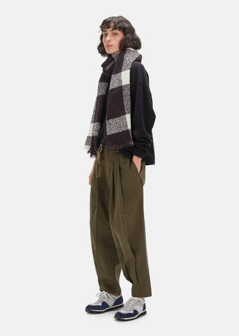 Buddy Over Sciarpa Wool Scarf