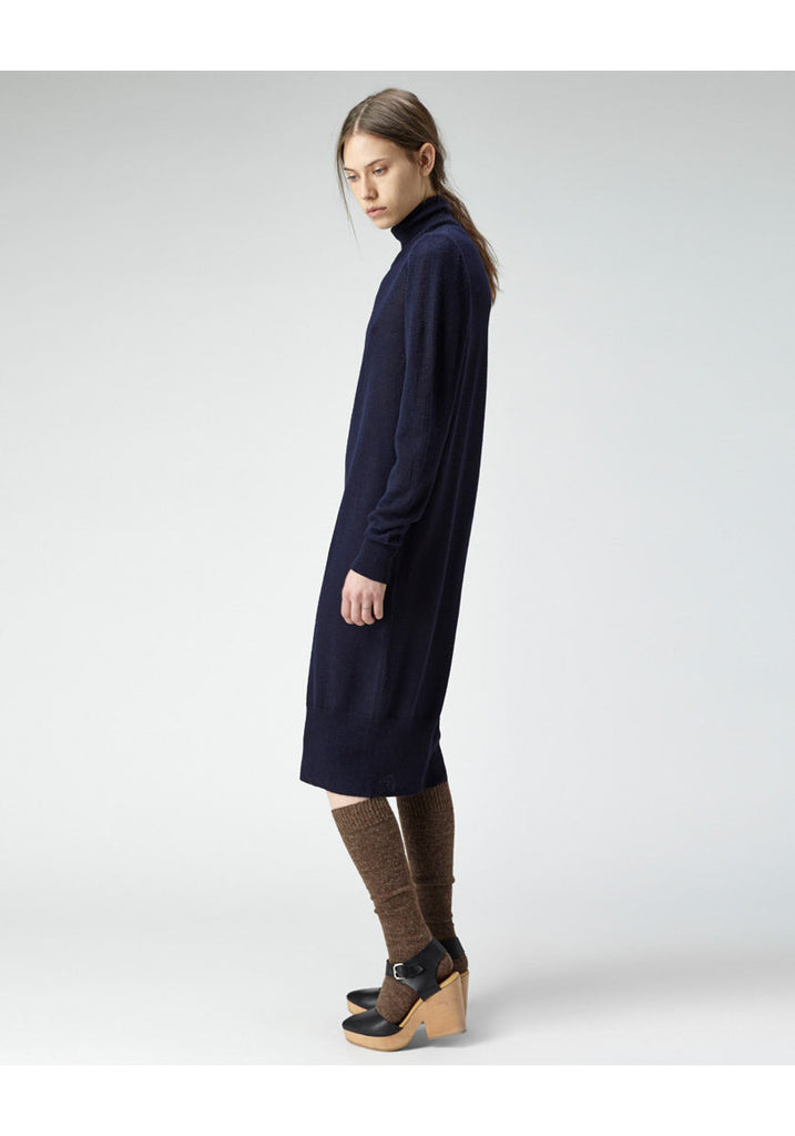 Cyrilla Turtleneck Dress