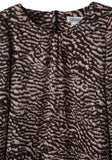 Dakota Animal Print Dress