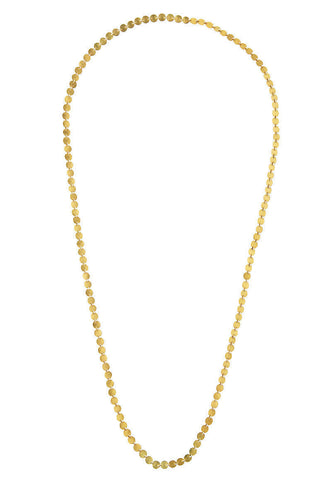 Sequin Gold Necklace