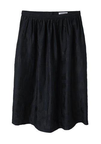 Skylar Damask Skirt