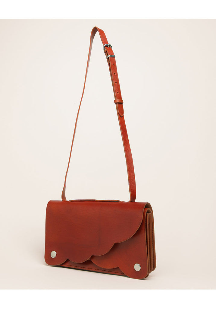 Willa Scalloped Bag