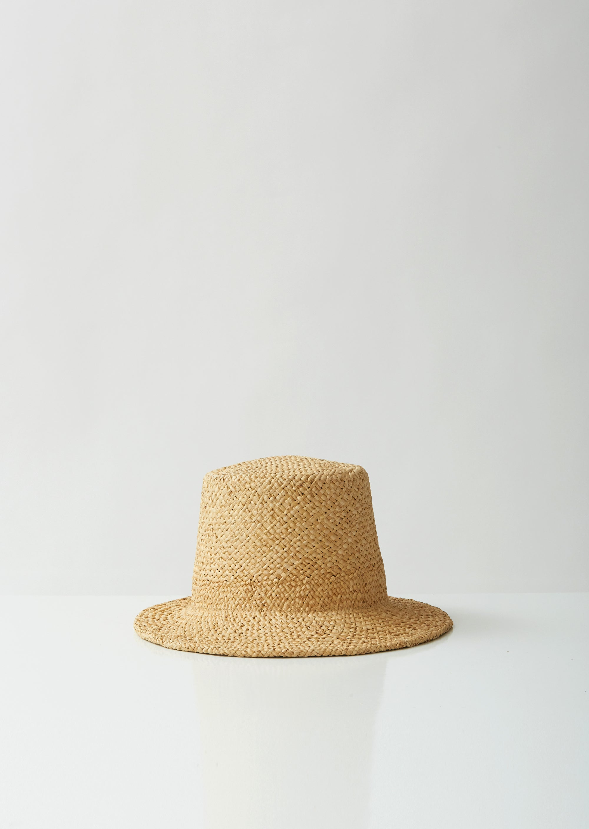 7fb2d884008 Unisex English Straw Hat – La Garçonne