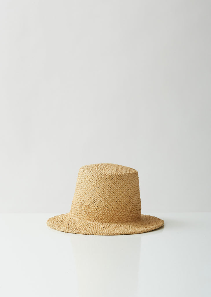 Unisex English Straw Hat
