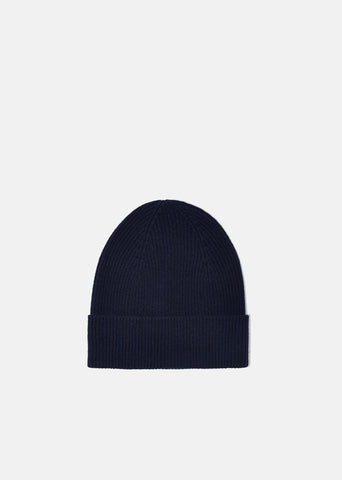 Chilton Ribbed Cashmere Hat