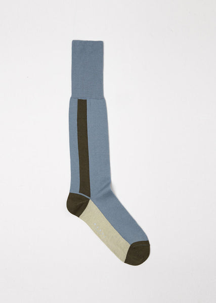 Colorblock Sock
