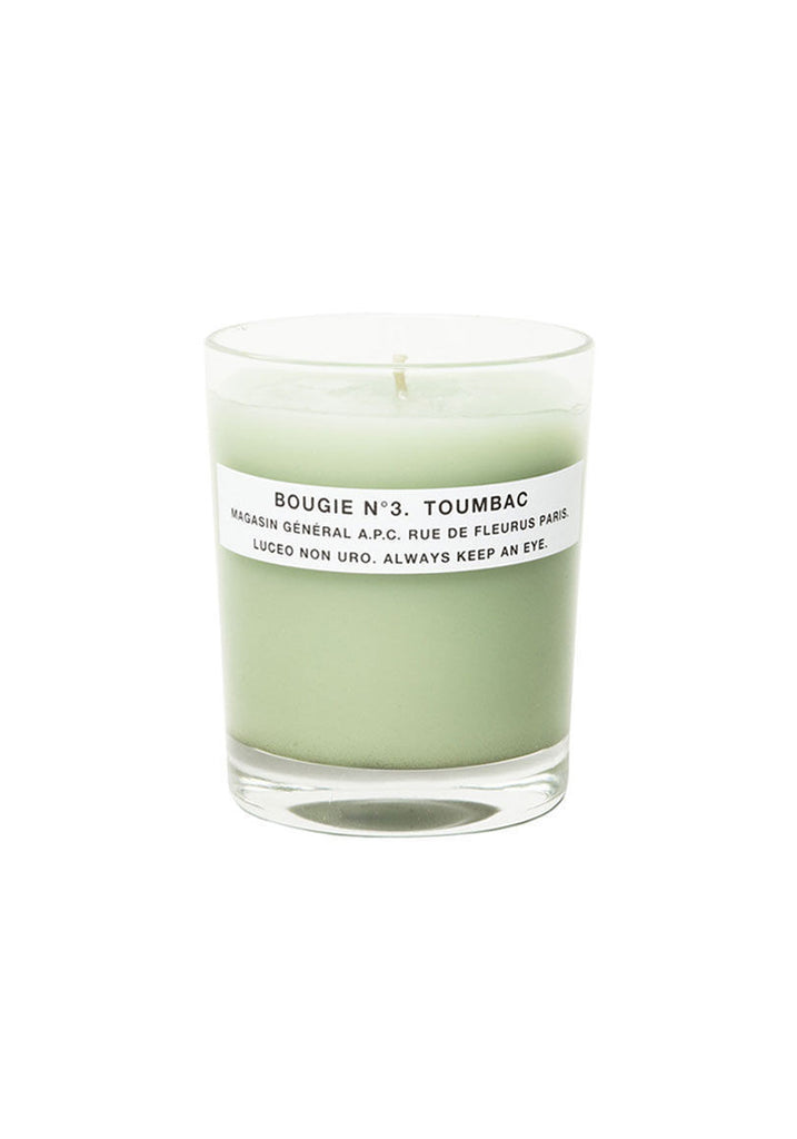 Candle No.3 Toumbac