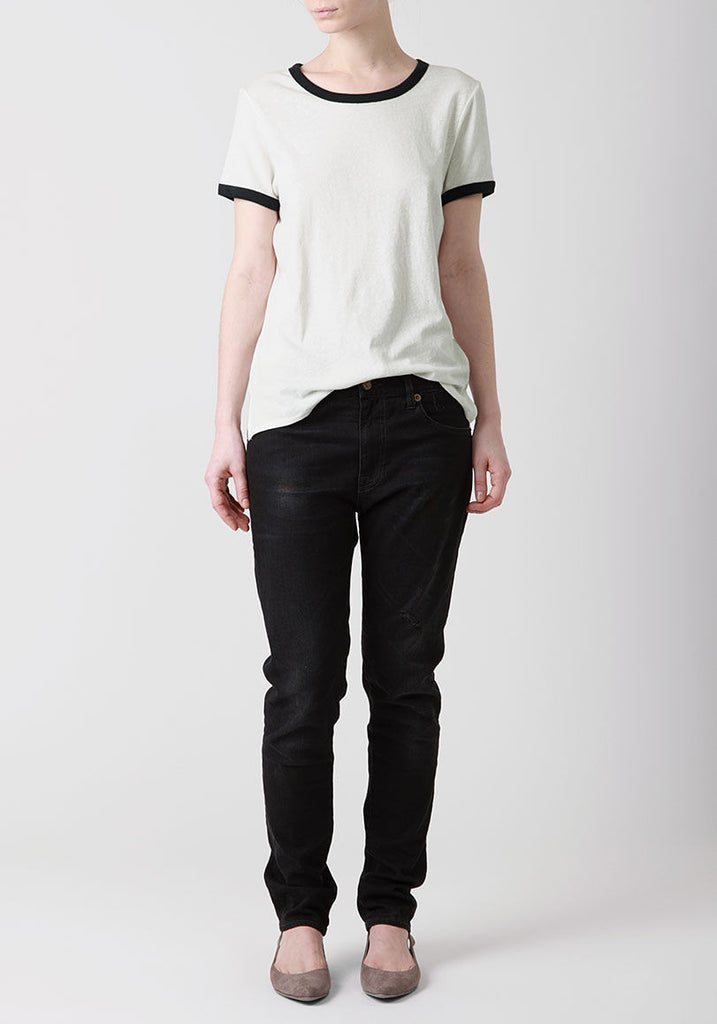 Cotton Linen T-Shirt