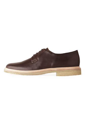 Derby Crepe Oxford