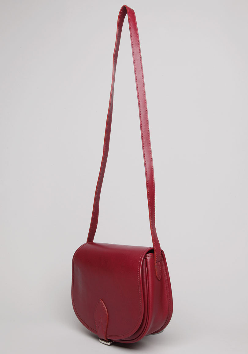 Rouge Saddle Bag