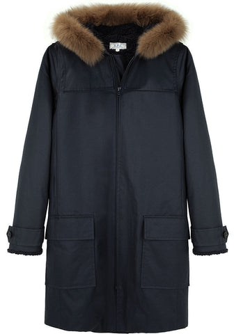Space Duffle Coat