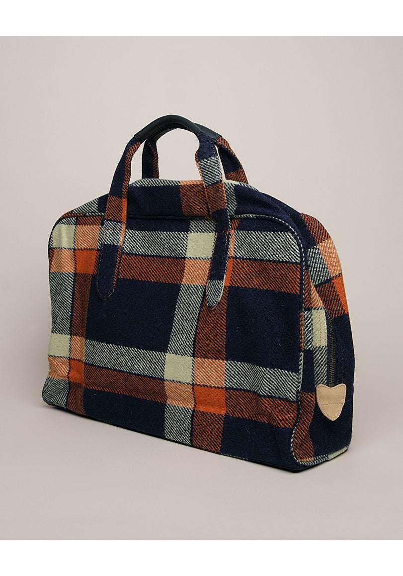 Tartan Travel Bag