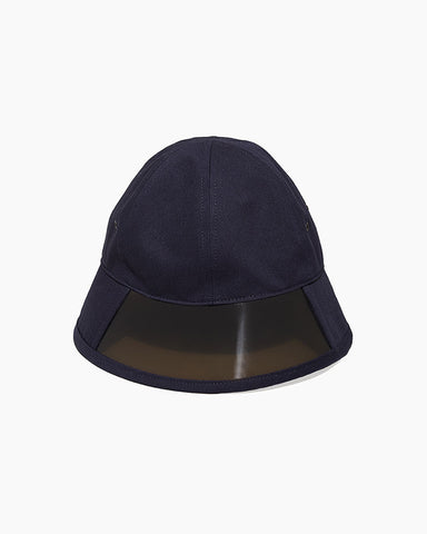 Two-Fabric Bucket Hat