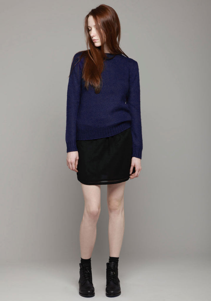 Wool Gauze Skirt