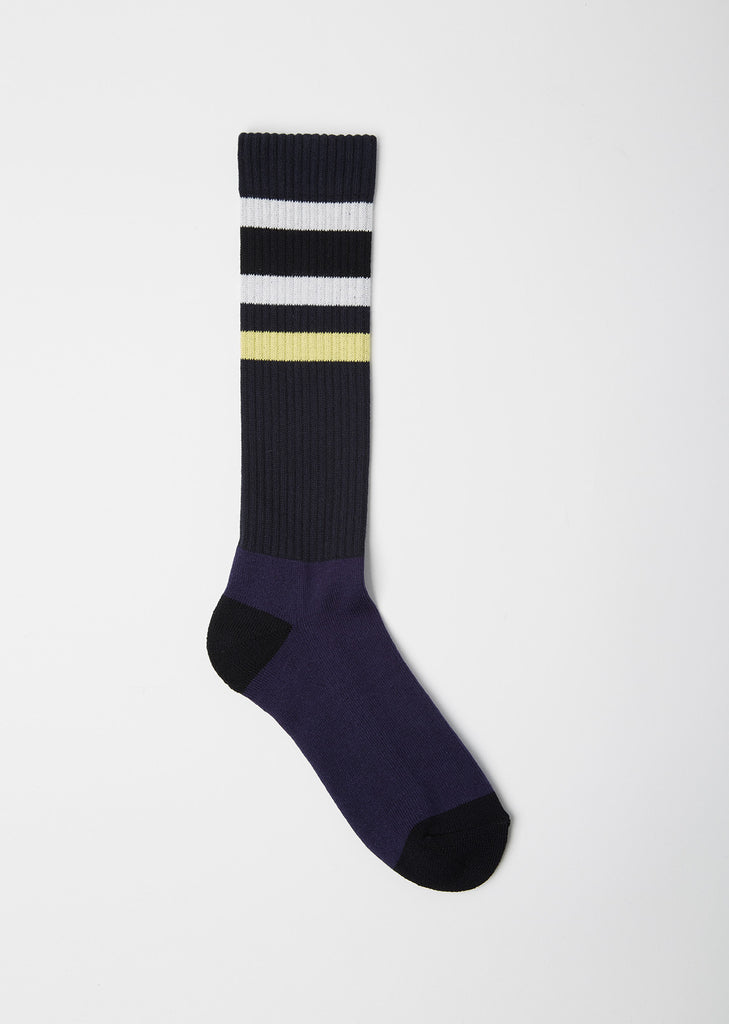 Multi-colored Socks