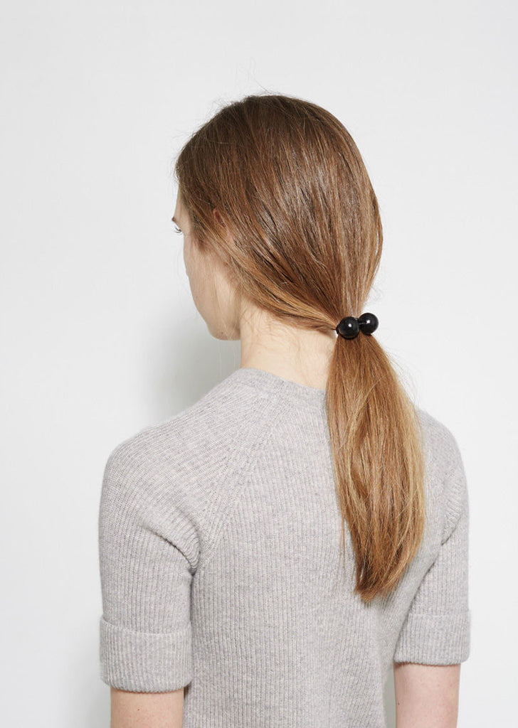 Wood Hair Tie