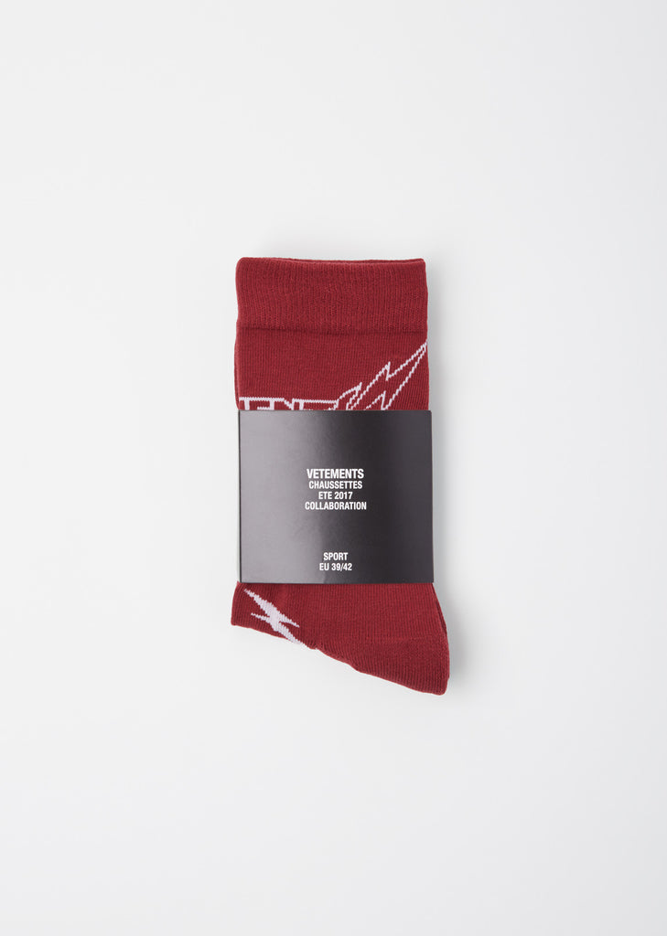 Short Metal Socks