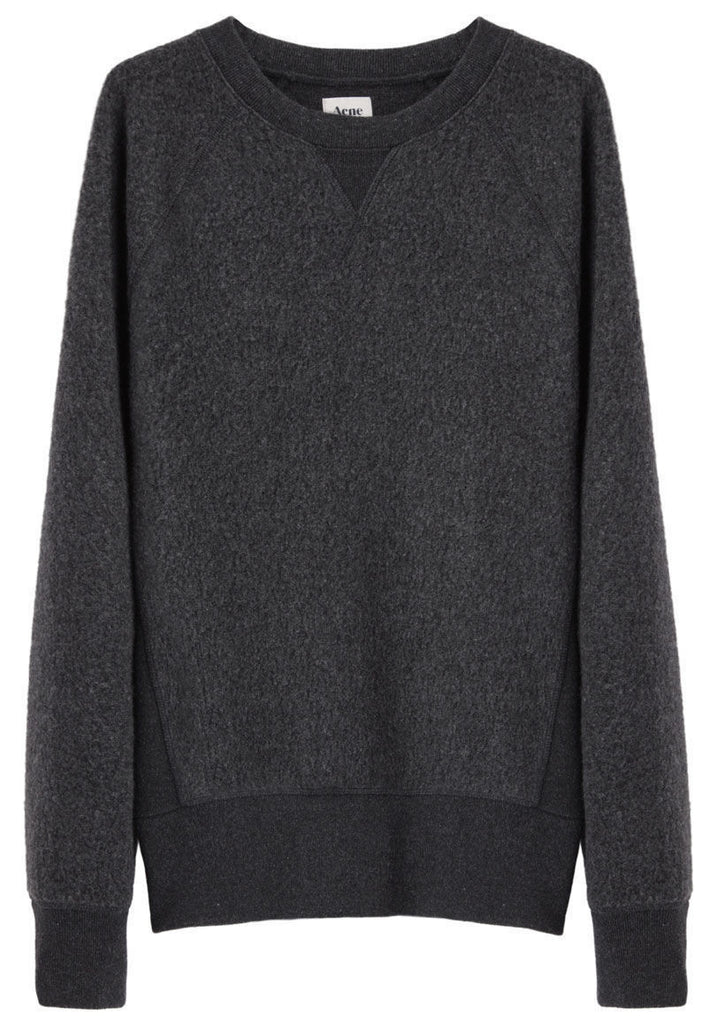 College Wool Sweatshirt