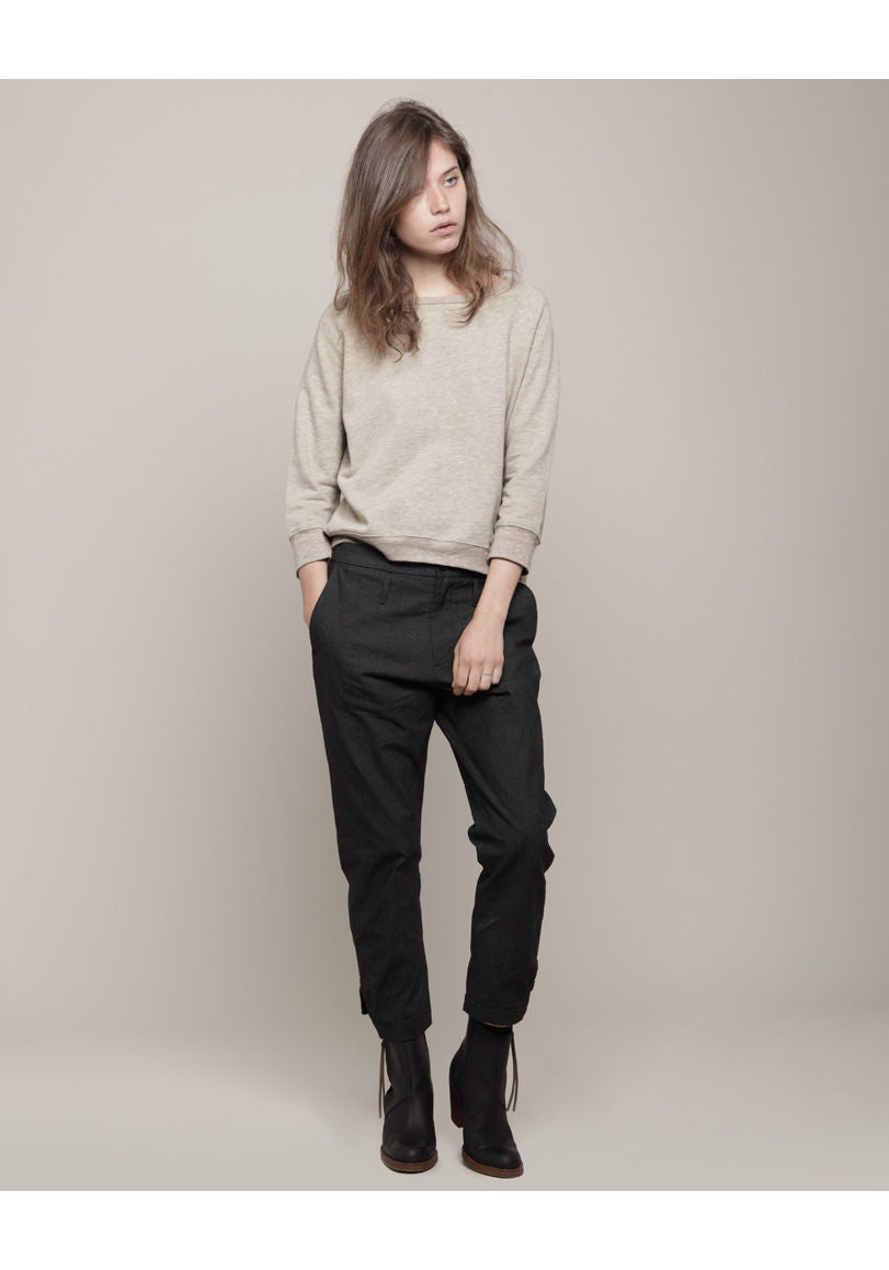 Doli Cropped Pullover