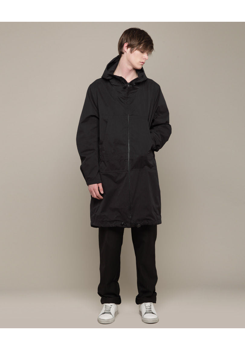 Matteo Hooded Anorak