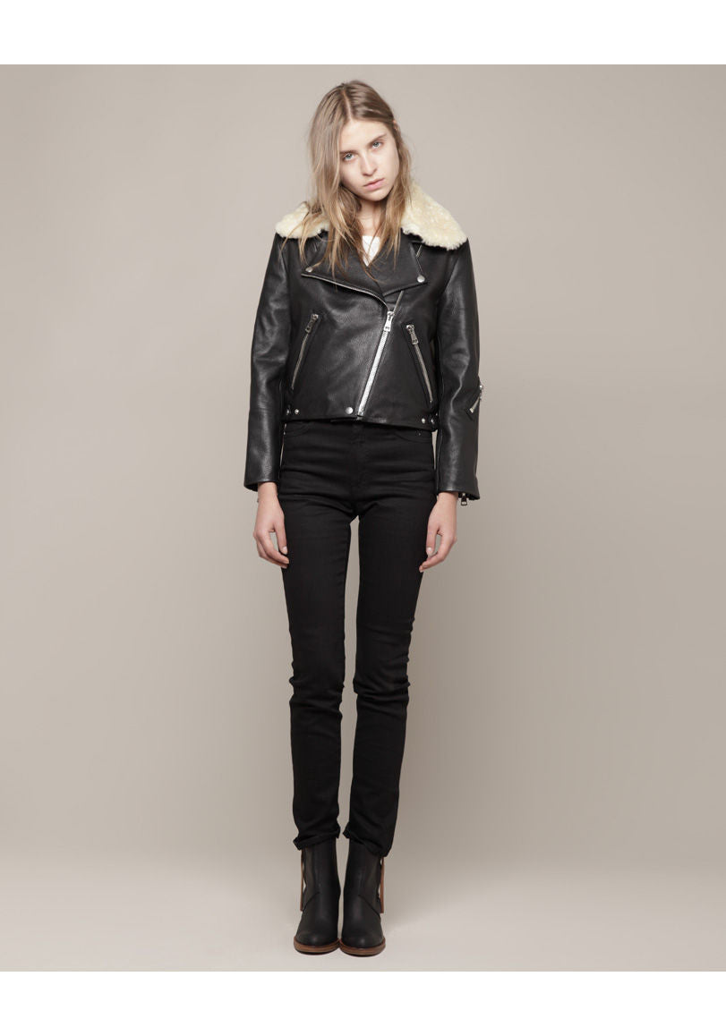 Rita Leather Jacket