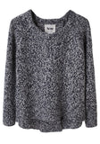 Ruth Marled Pullover