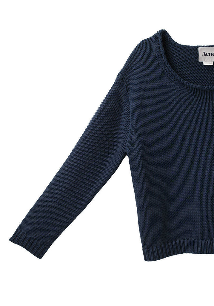 Sapata Boatneck Sweater