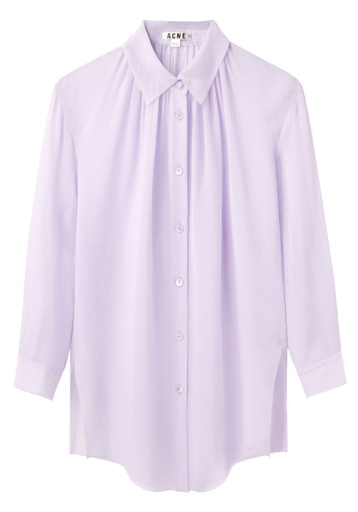 Adeline Silk Shirt