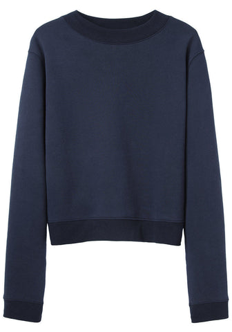 Bird Fleece Pullover