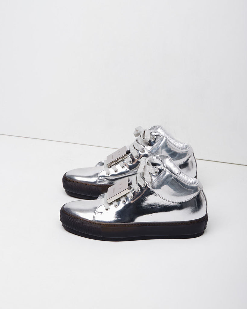 Cleo High-Top Sneaker