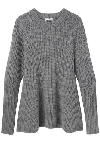 Dixie Ribbed Knit