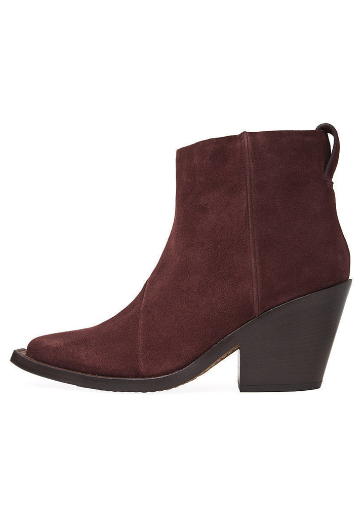 Donna Suede Boot