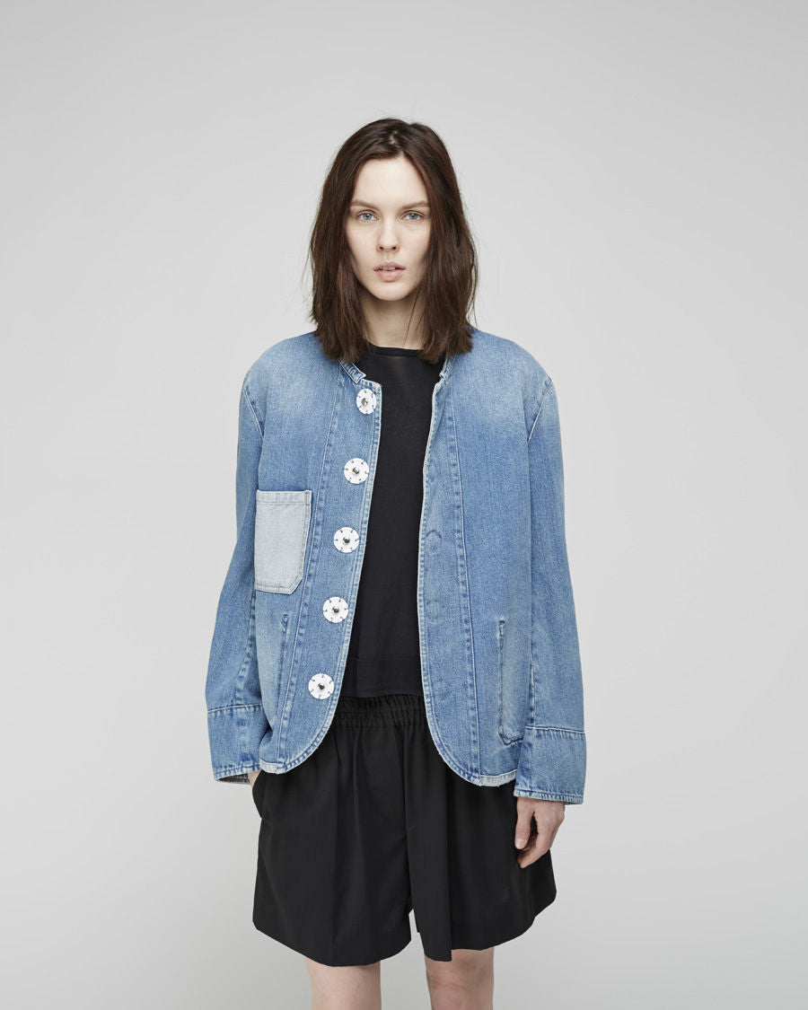 Ensor Denim Jacket