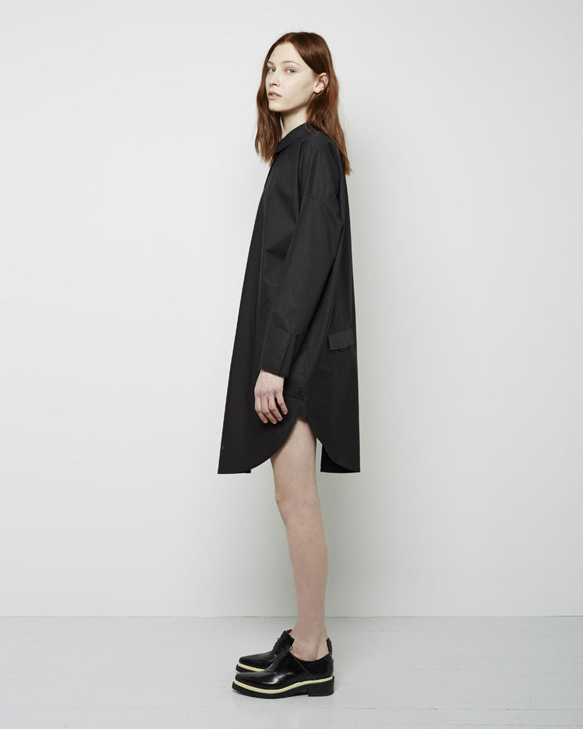 Lash Poplin Shirtdress