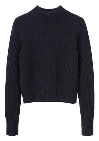 Loyal Mock Neck Knit