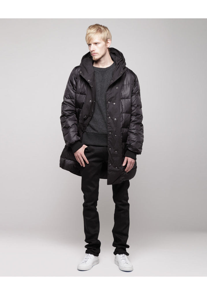 Matteo Anorak Jacket With Hood