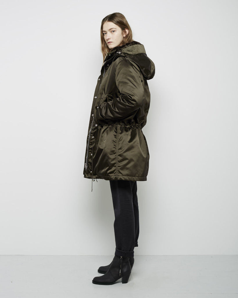 New Powder Parka