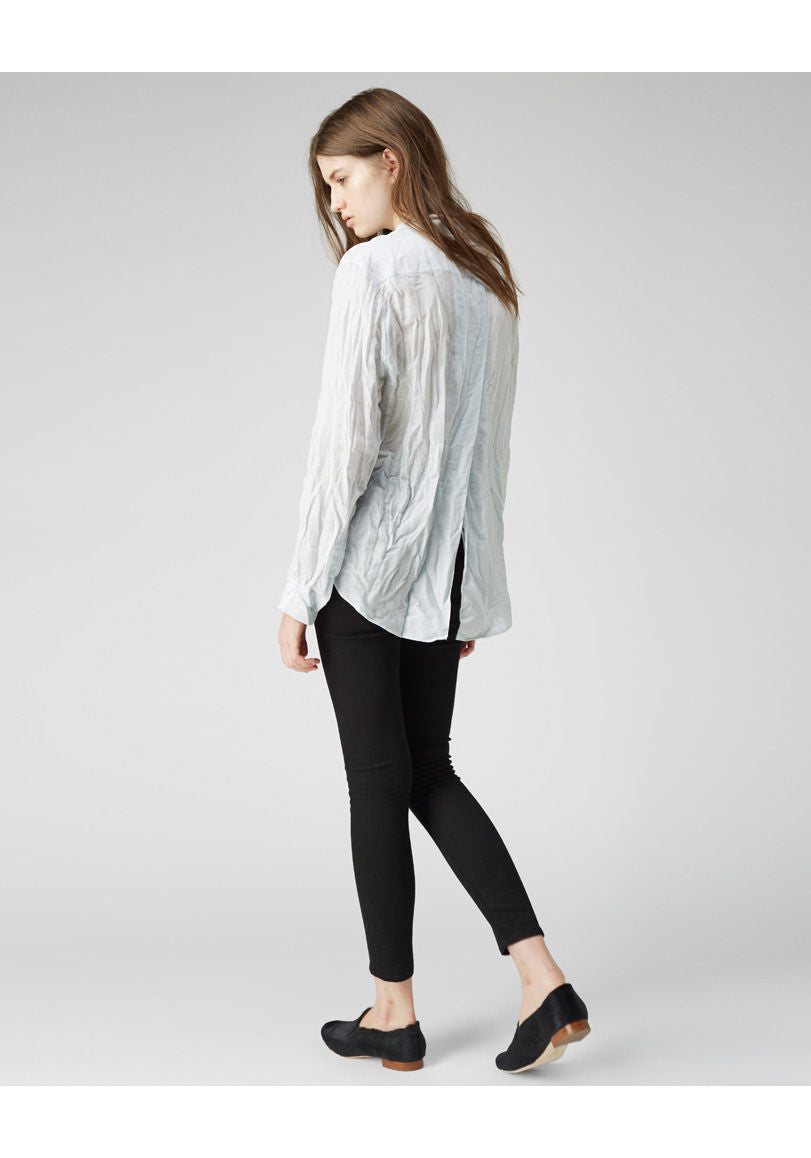 Patti Slit Back Shirt