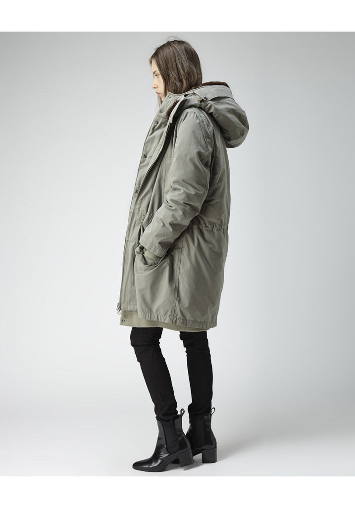 Powder Heavy Parka