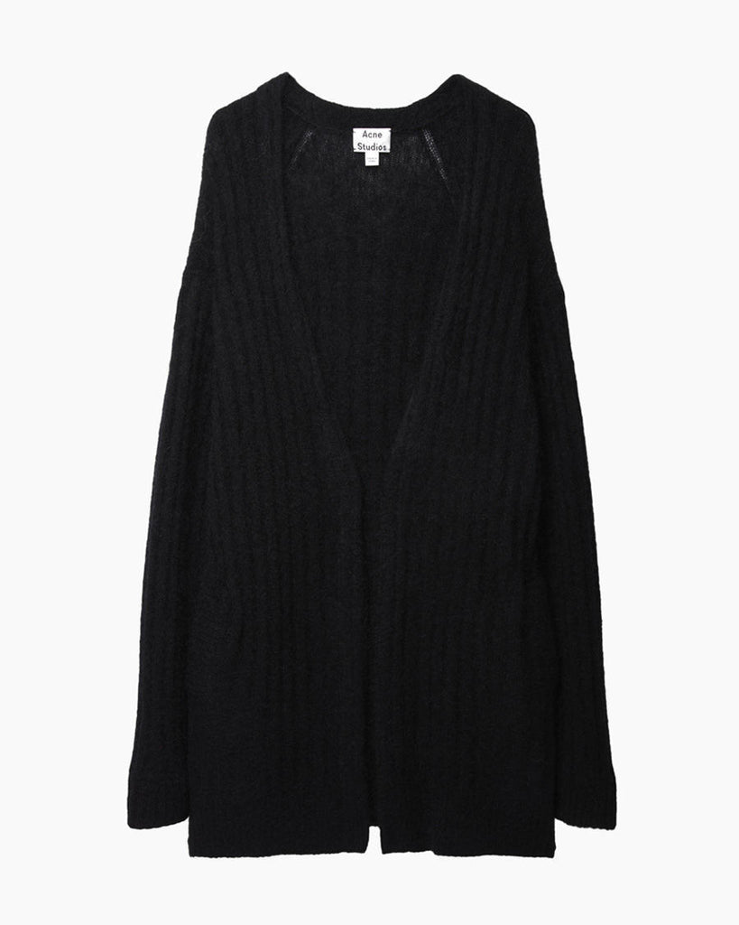 Raya Ribbed Cardigan