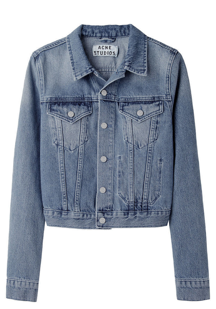 Tag Light Vintage Denim Jacket