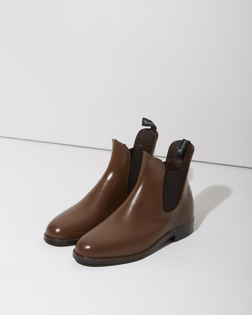 Jodhpur Rubber Boot