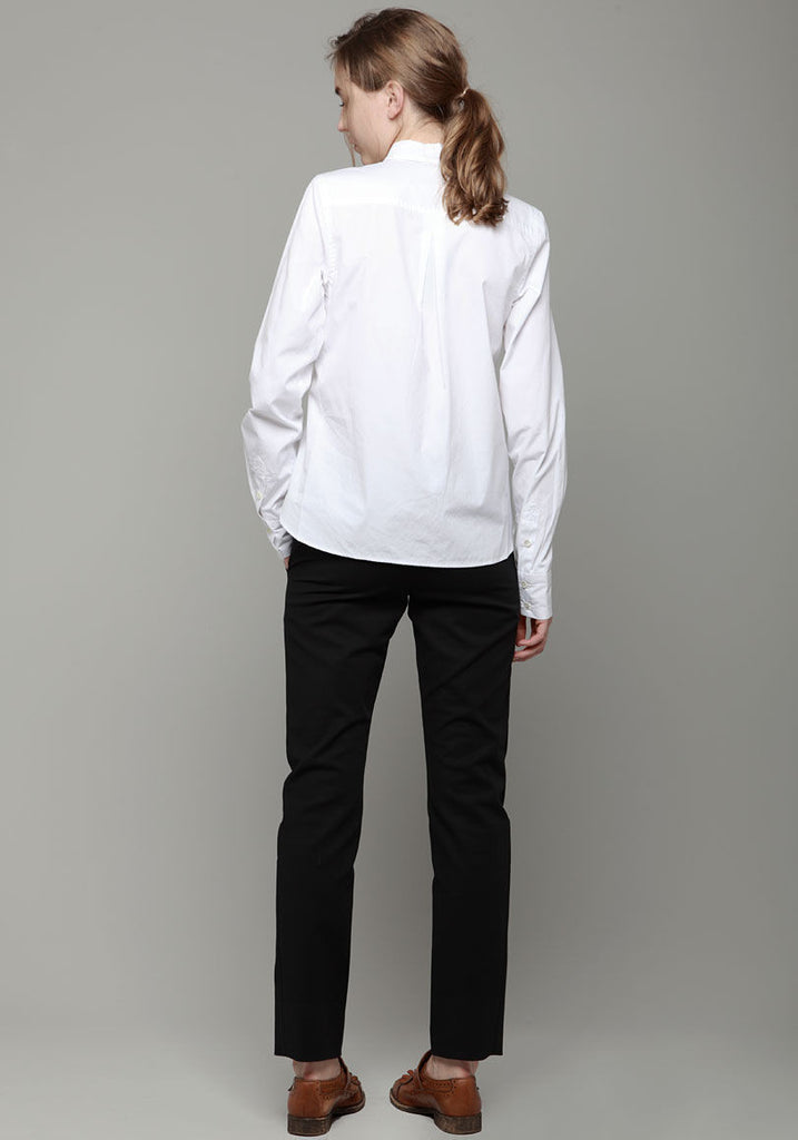 Essential Cotton Poplin Shirt