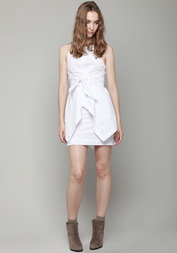 Handkerchief Tie Dress